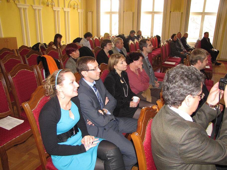 IMIG SCOPES konferencia, Szabadka, 2012