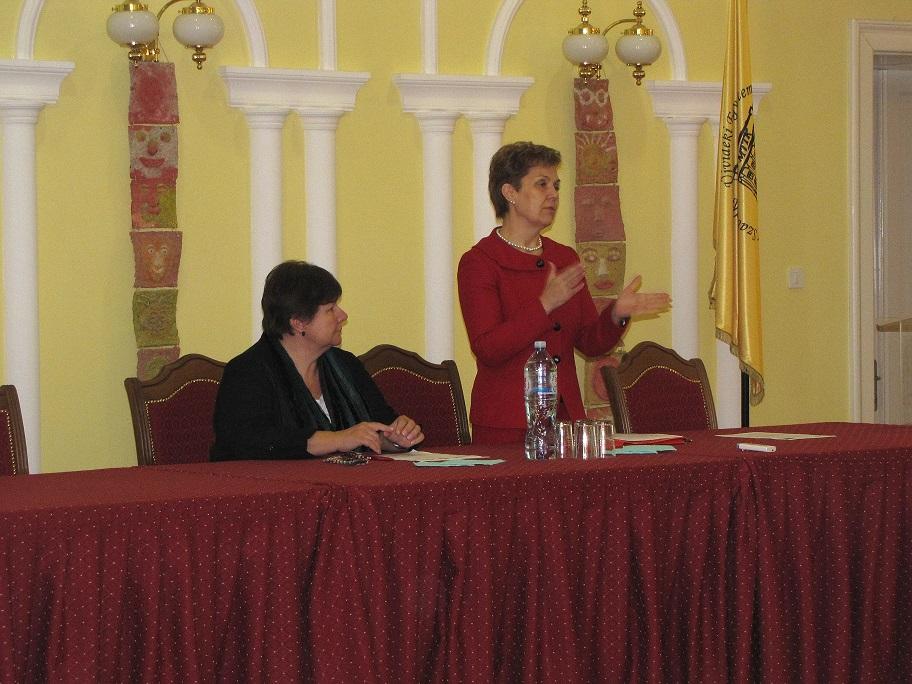 IMIG konferencia, Szabadka, 2012