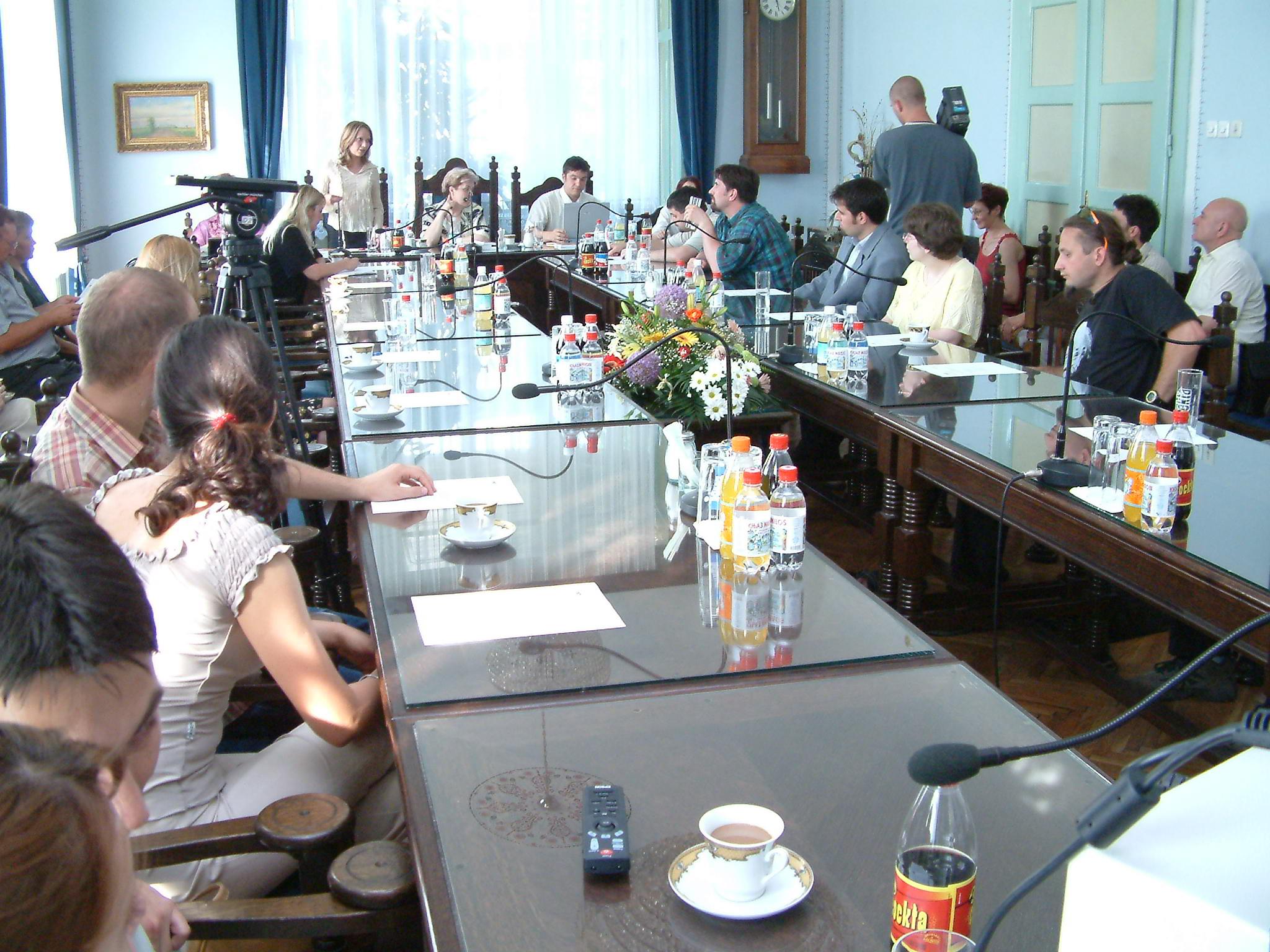 Ijsúságkonferencia, Szabadka, 2003