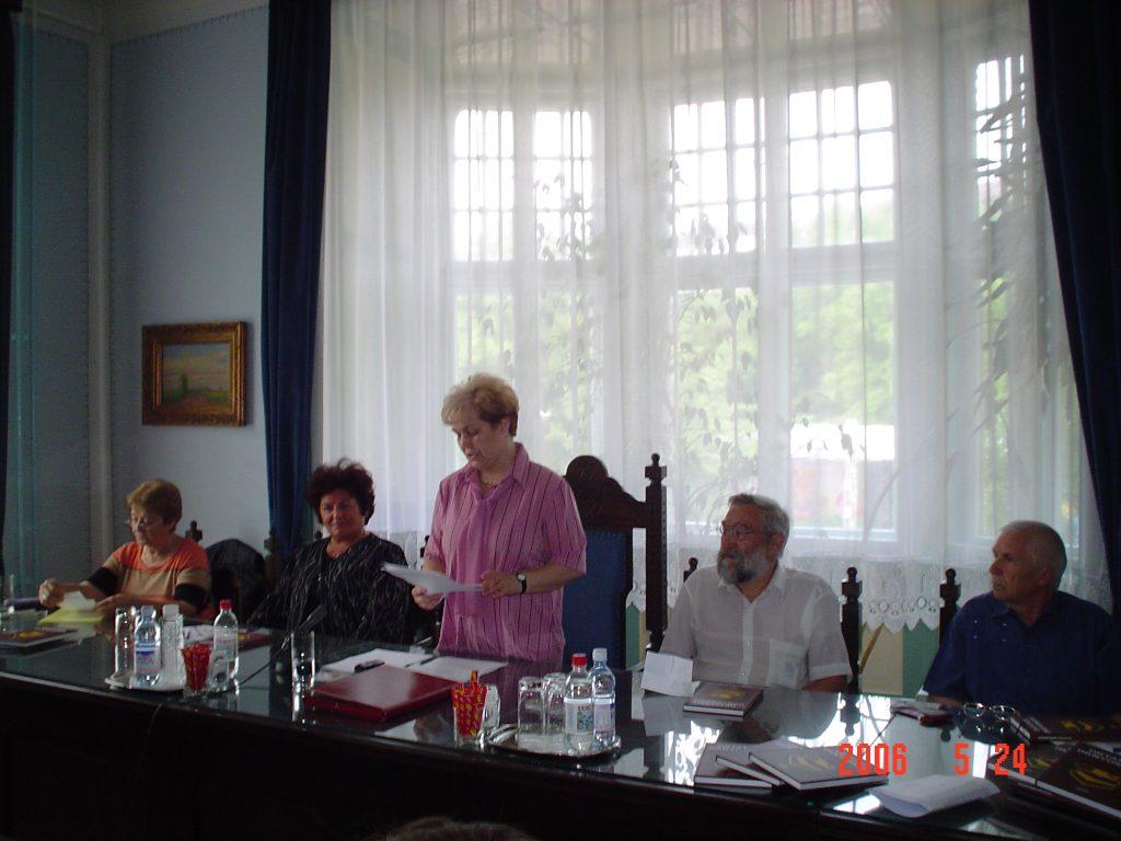 Oktatás konferencia, Szabadka, 2006
