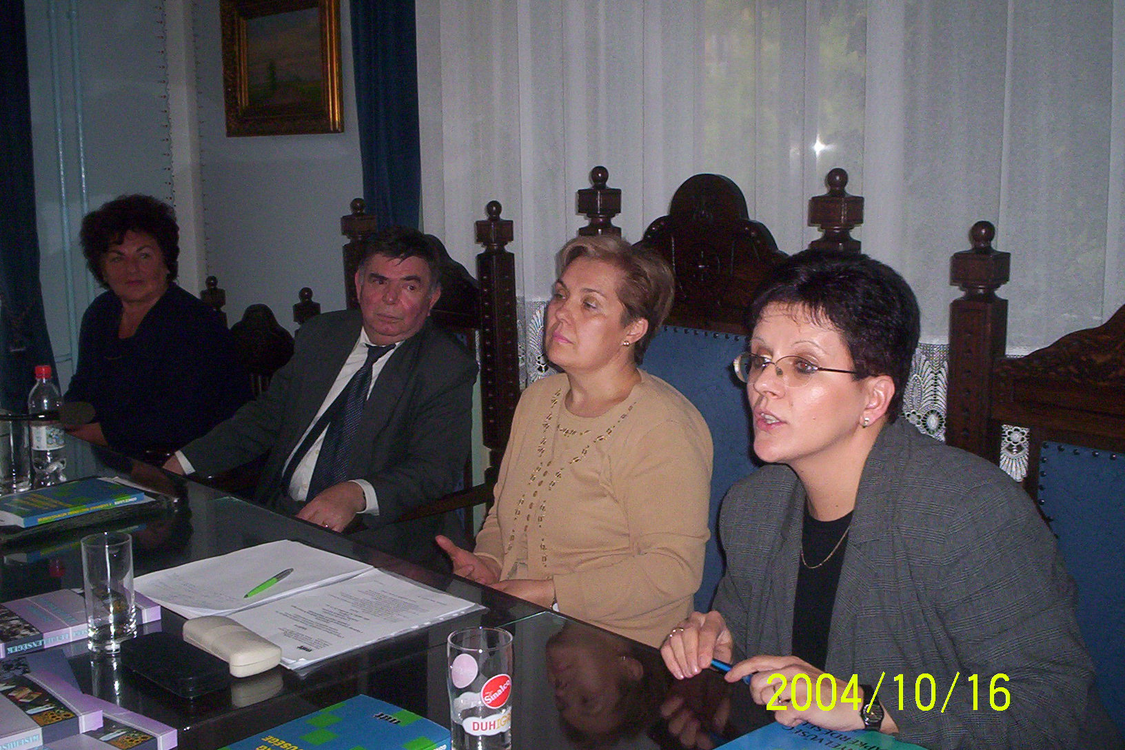 Nyelvi konferencia, Szabadka, 2004